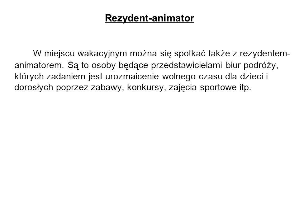 Rezydent-animator