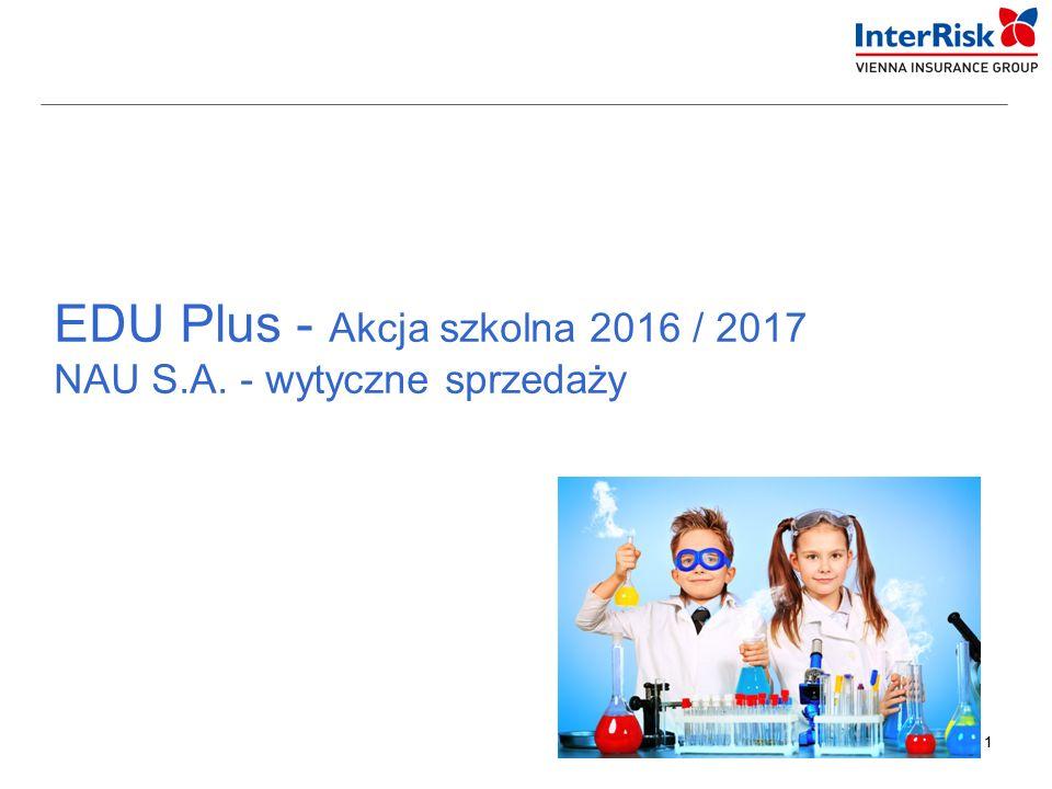 EDU Plus - Akcja szkolna 2016 / 2017