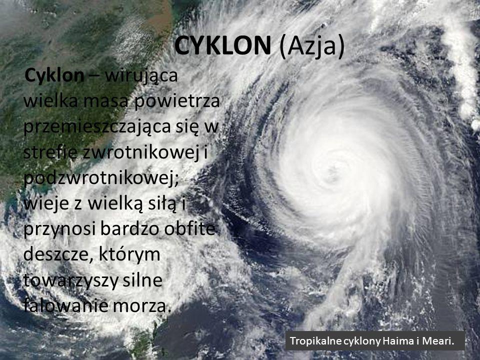 CYKLON (Azja)