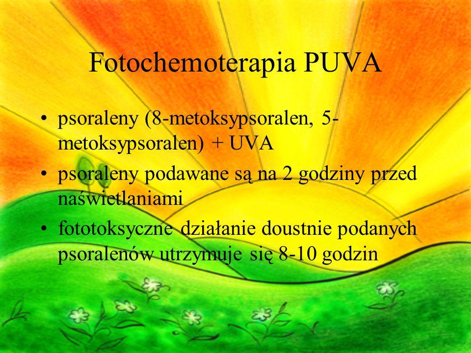 Fotochemoterapia PUVA