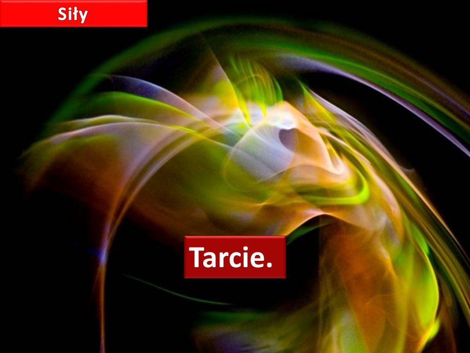 Siły Tarcie.