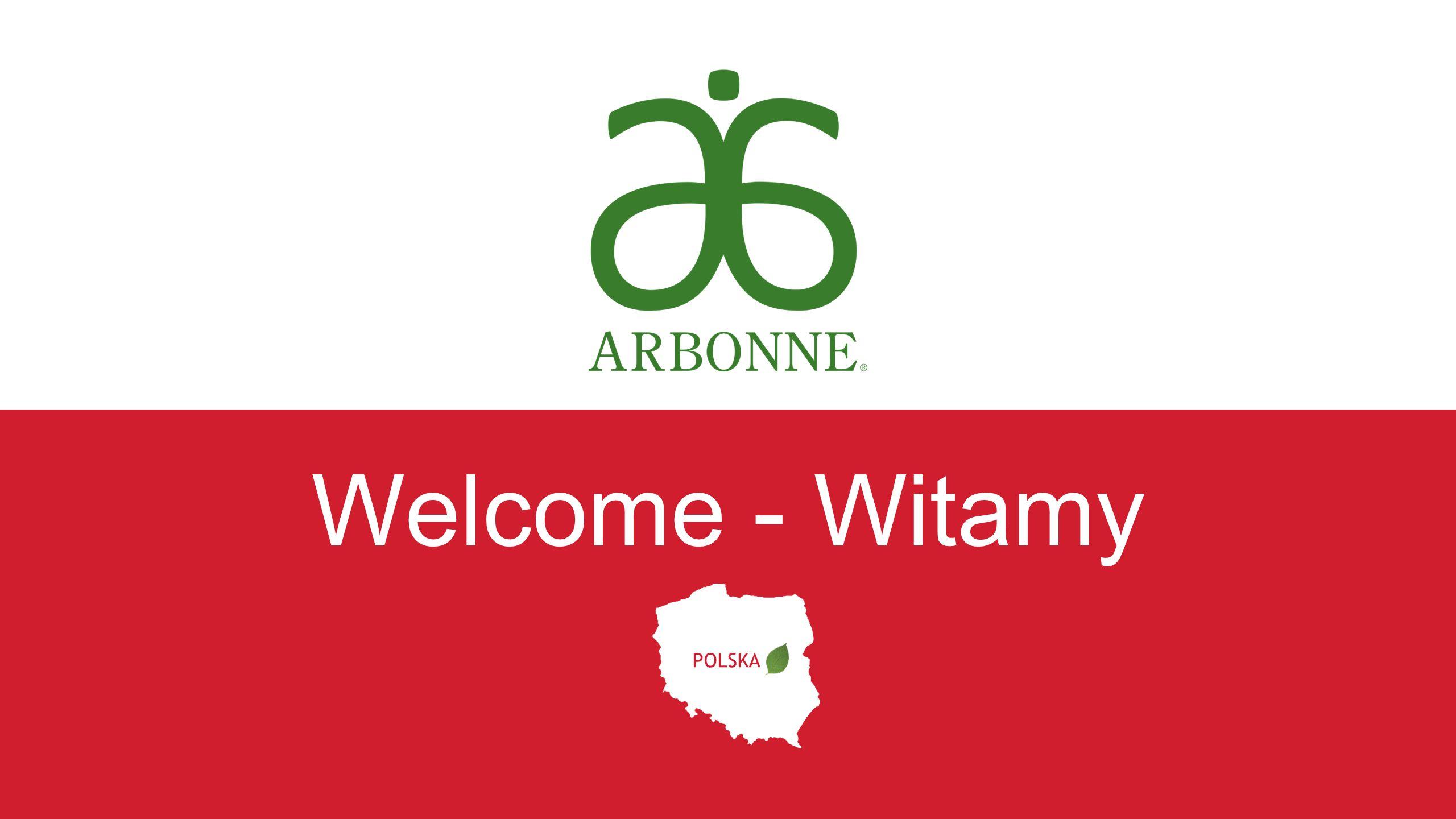 Welcome - Witamy POLSKA