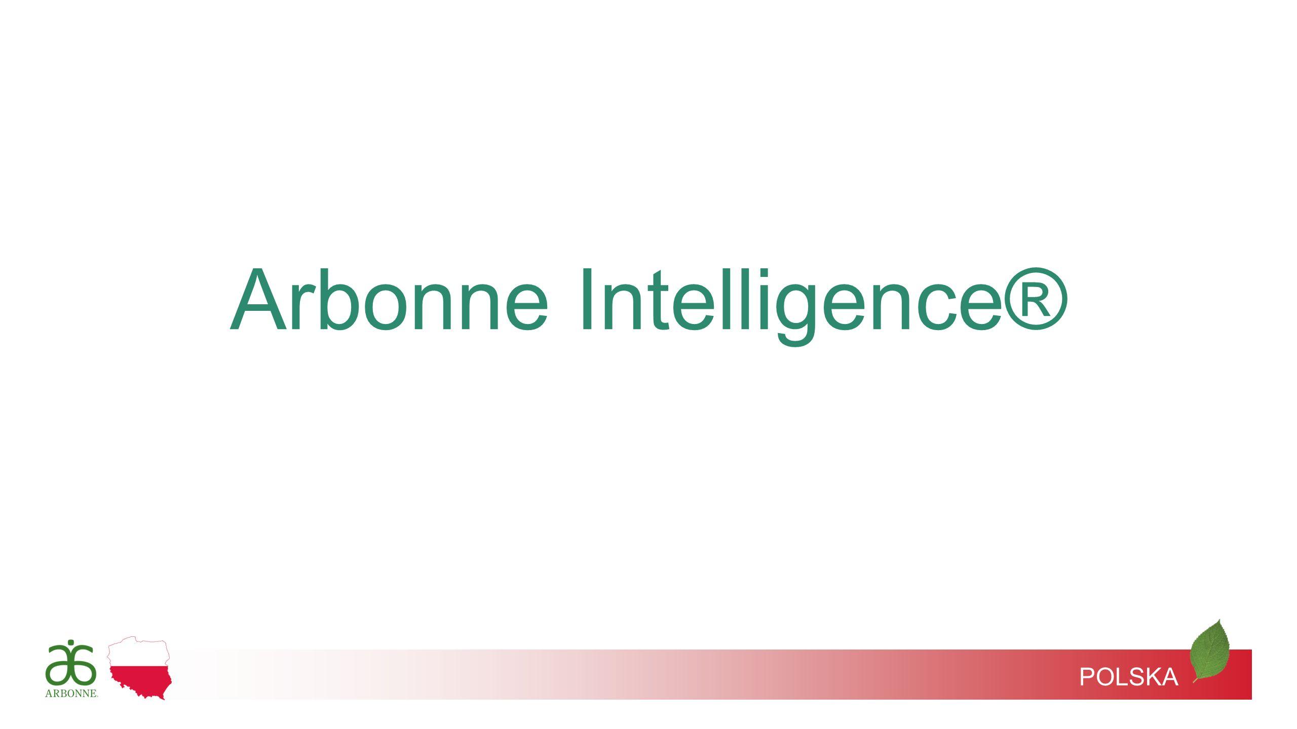 Arbonne Intelligence®