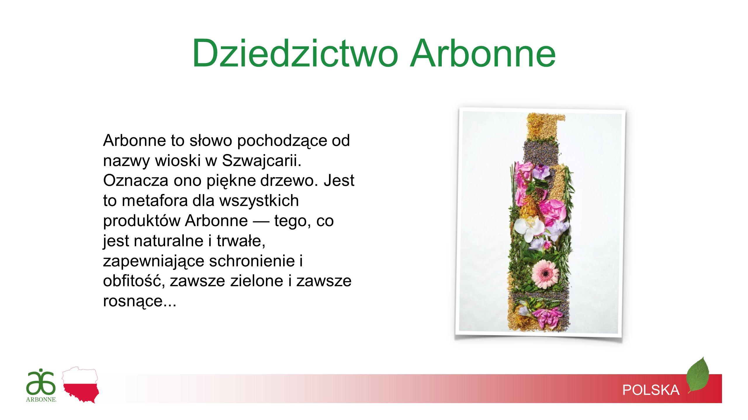 Dziedzictwo Arbonne