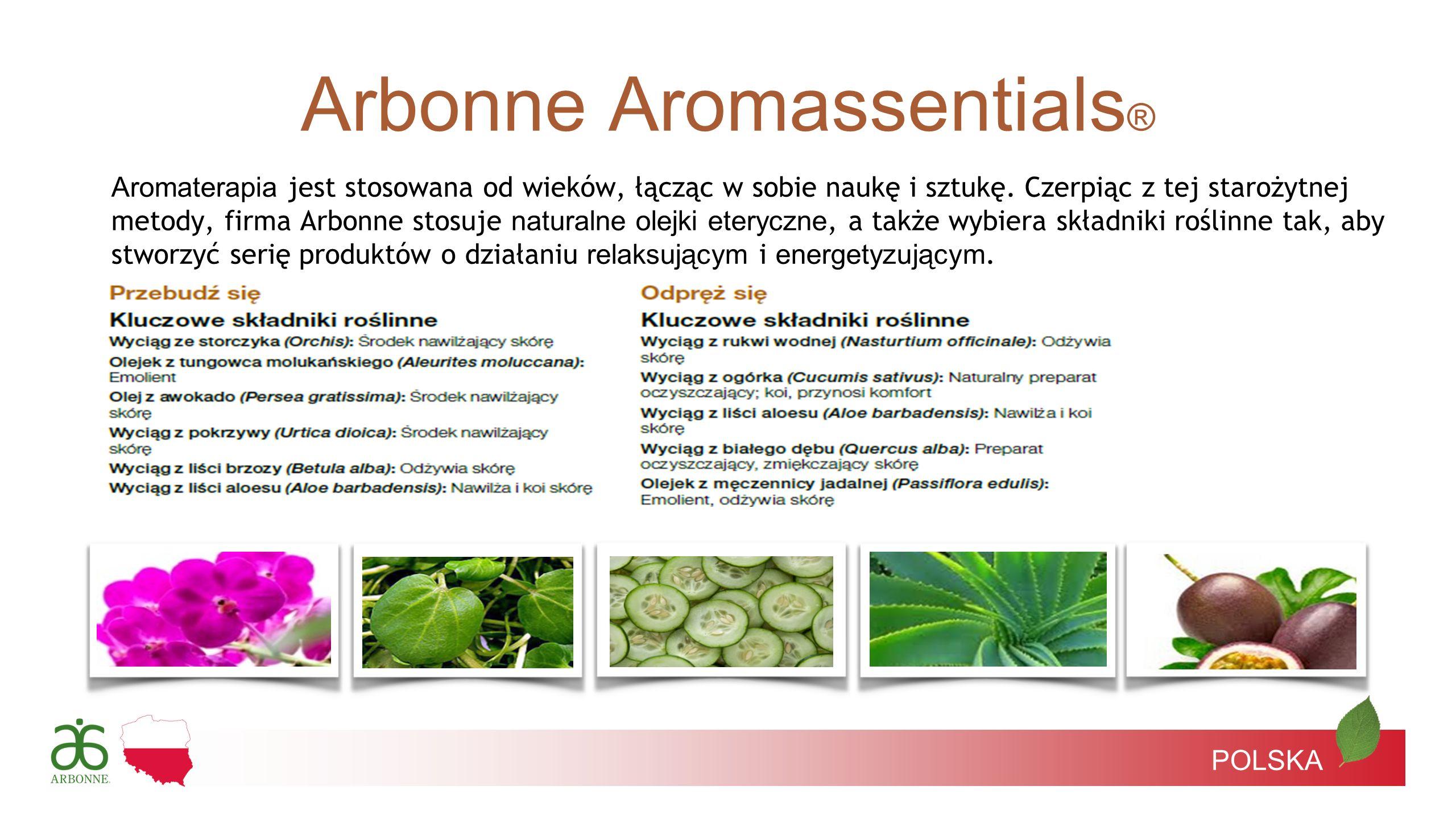Arbonne Aromassentials®