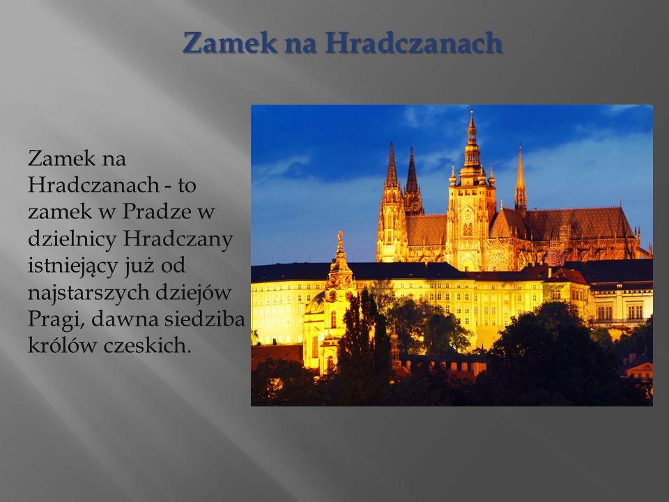 Zamek na Hradczanach