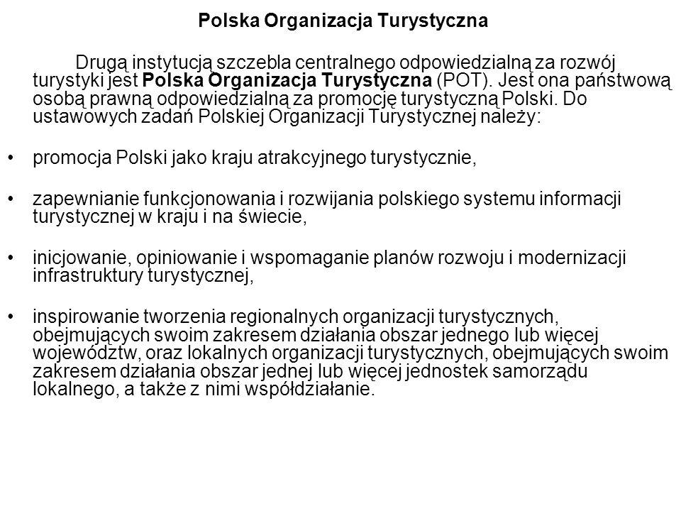 Polska Organizacja Turystyczna
