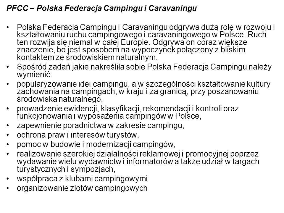 PFCC – Polska Federacja Campingu i Caravaningu