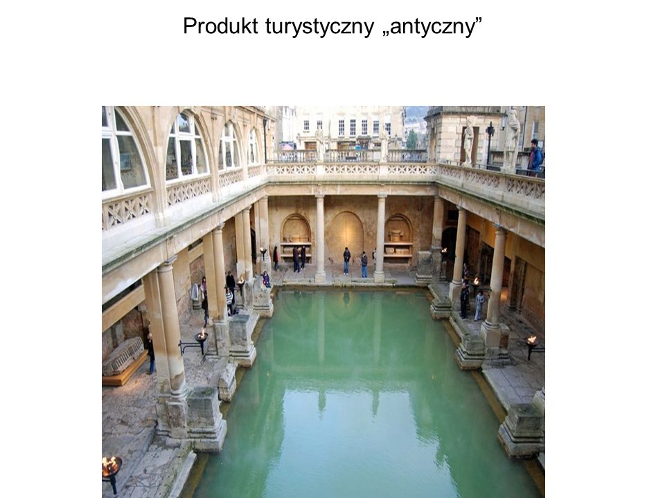 "Produkt turystyczny ""antyczny"