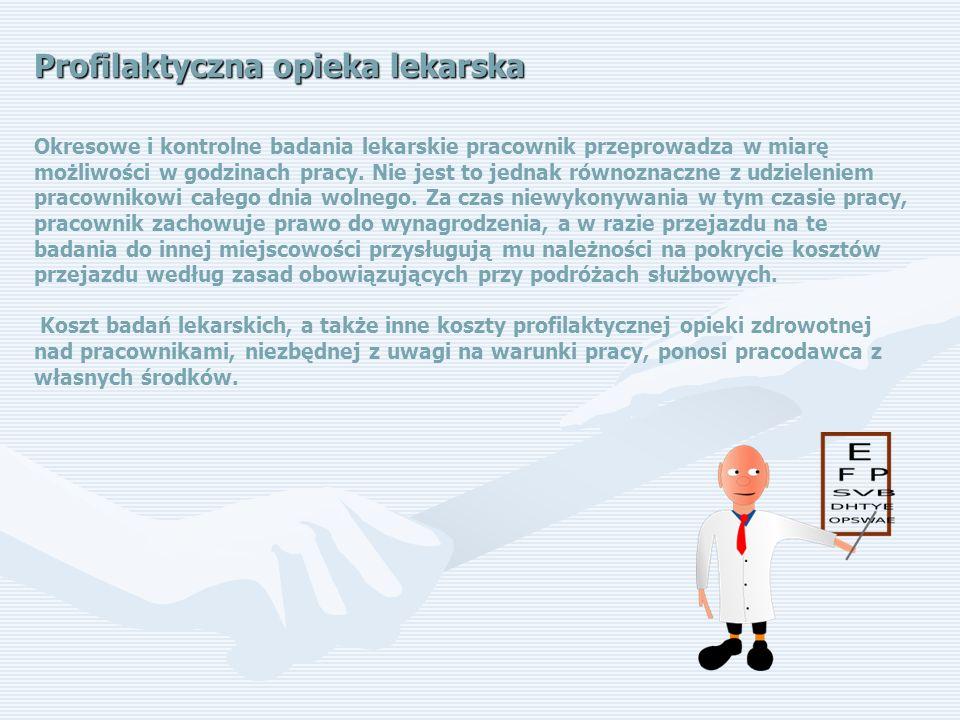 Profilaktyczna opieka lekarska