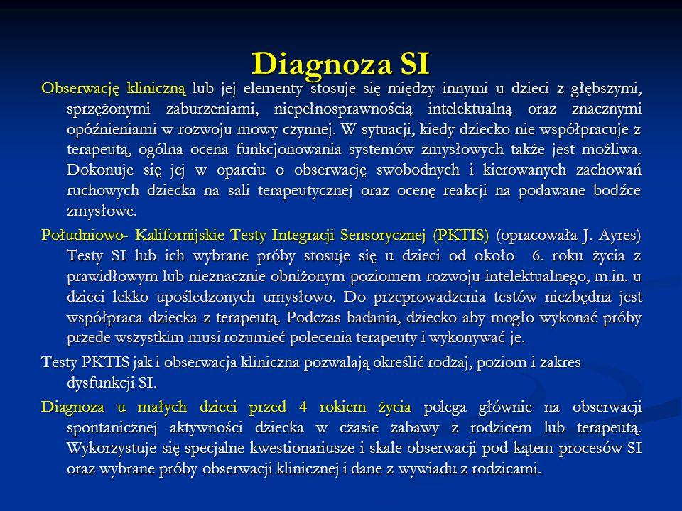 Diagnoza SI
