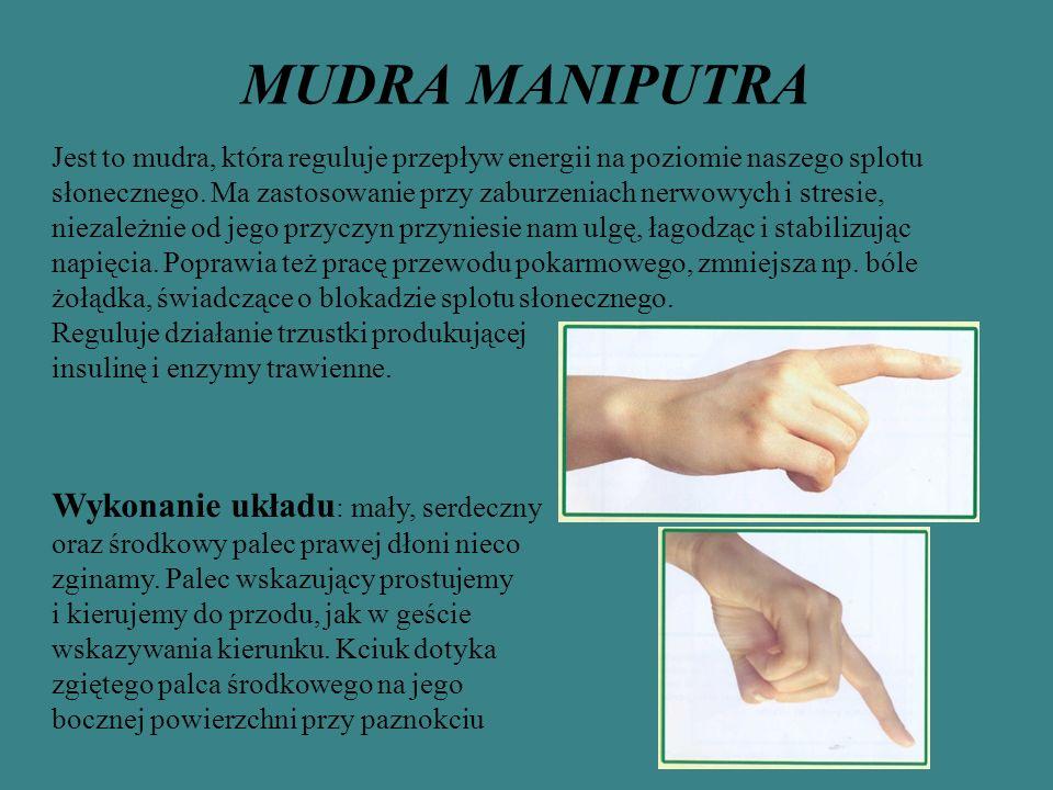 MUDRA MANIPUTRA