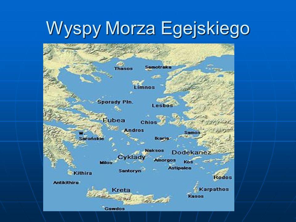 Wyspy Morza Egejskiego