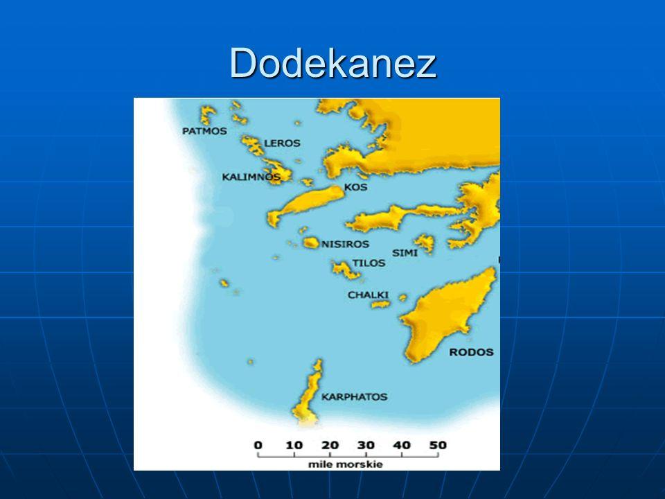 Dodekanez