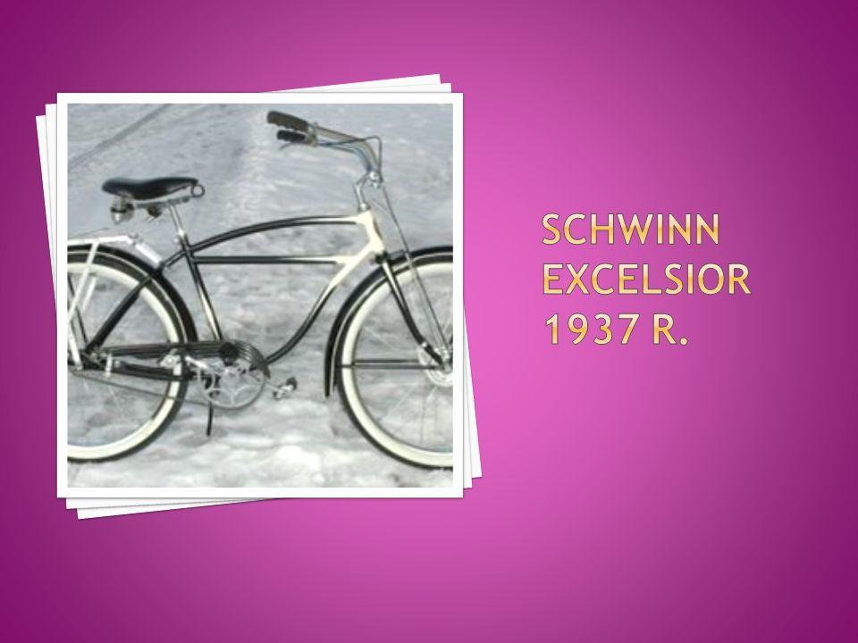 Schwinn Excelsior 1937 r.