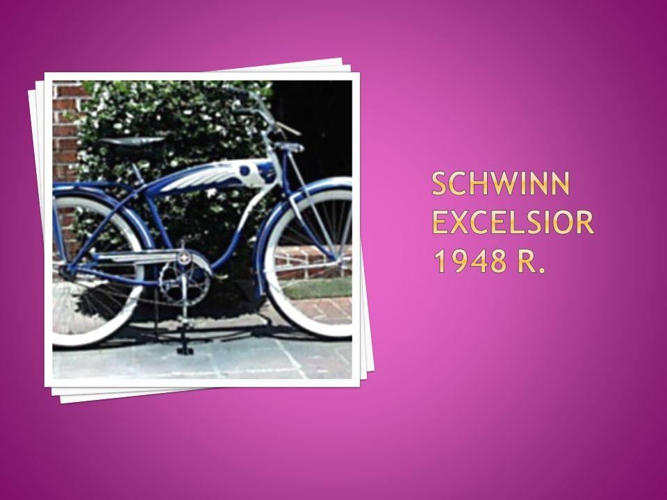 Schwinn Excelsior 1948 r.