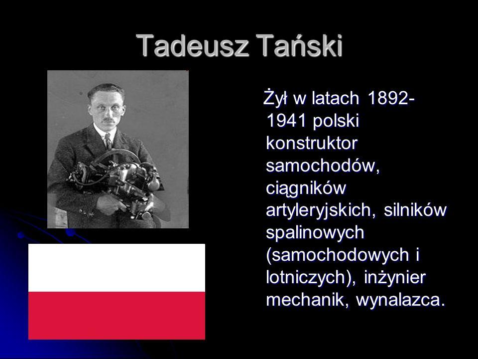 Tadeusz Tański