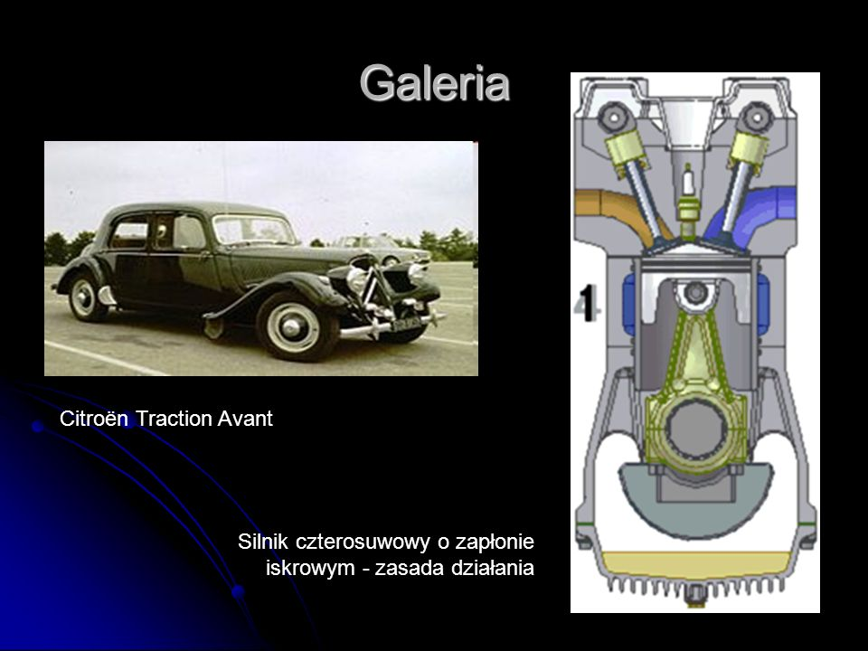 Galeria Citroën Traction Avant