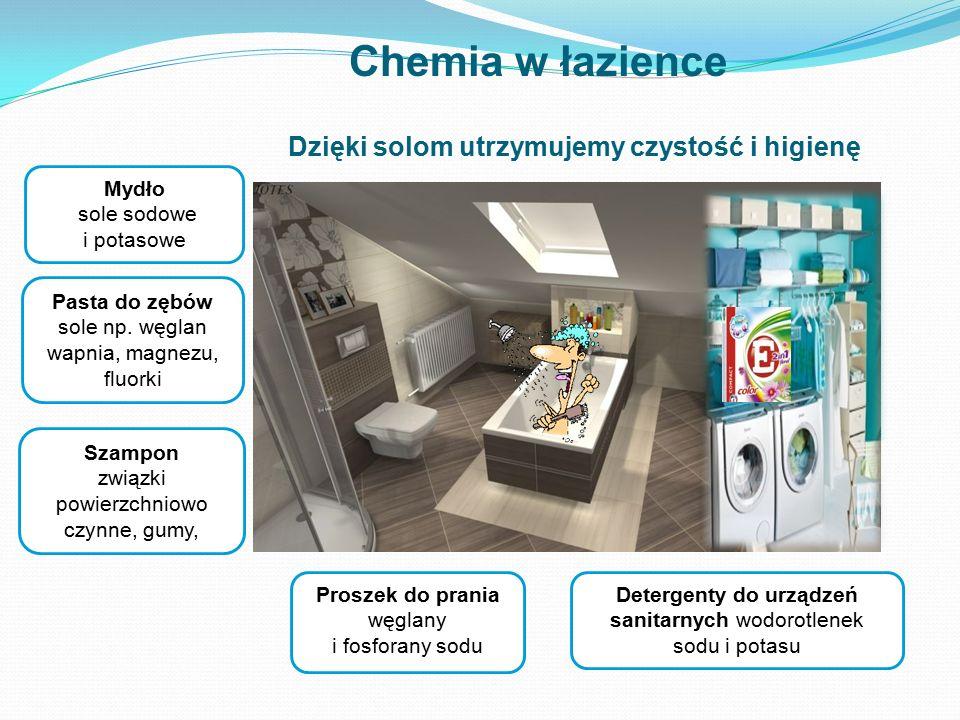 Dzięki solom utrzymujemy czystość i higienę