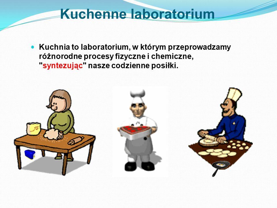 Kuchenne laboratorium