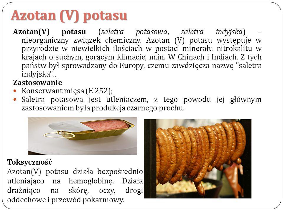 Azotan (V) potasu