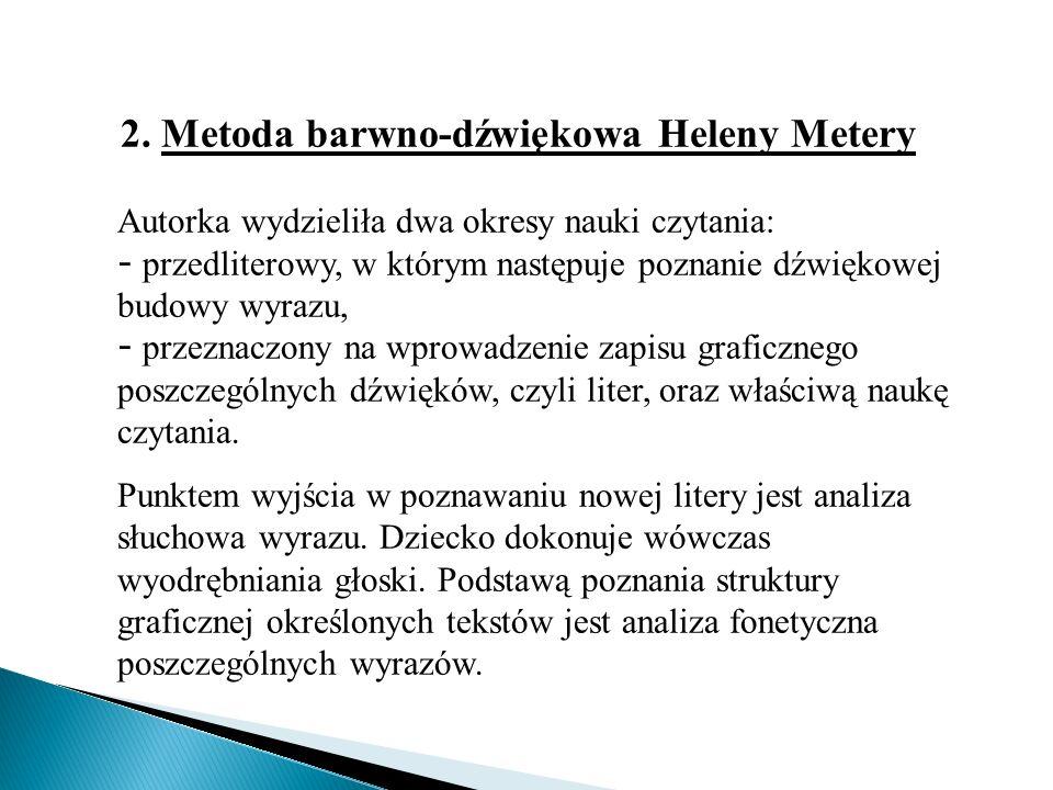 2. Metoda barwno-dźwiękowa Heleny Metery