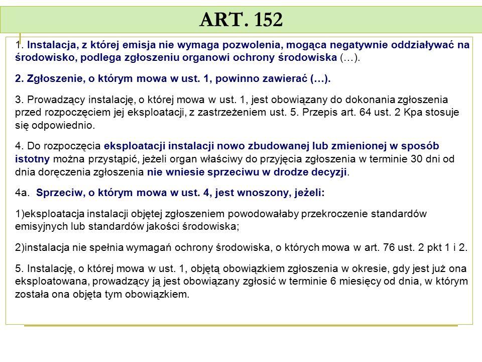 ART. 152