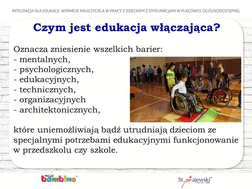 Czym jest edukacja włączająca