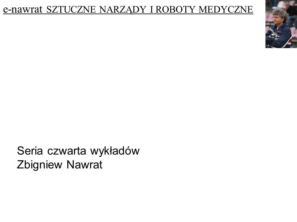 Seria czwarta wykładów Zbigniew Nawrat