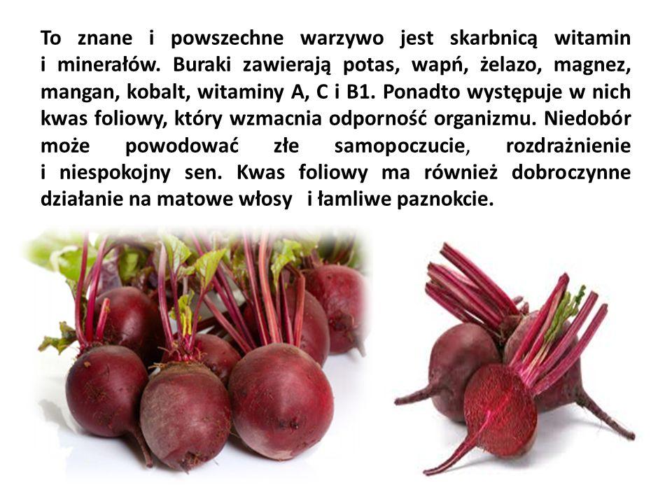 To znane i powszechne warzywo jest skarbnicą witamin i minerałów