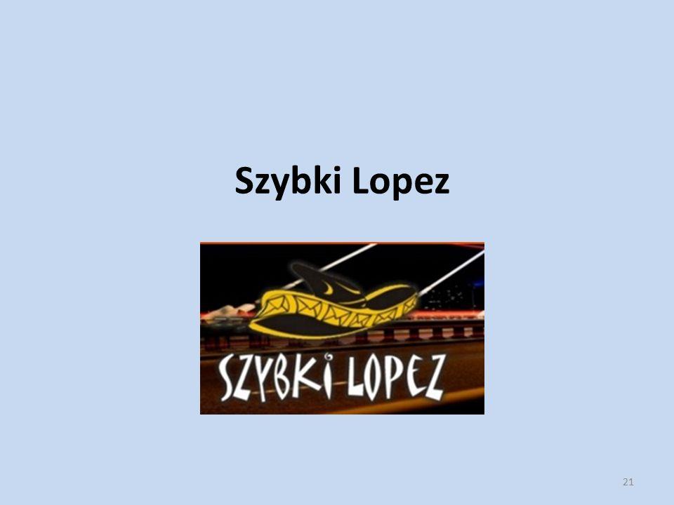 Szybki Lopez