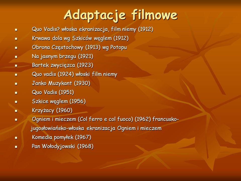 Adaptacje filmowe Quo Vadis włoska ekranizacja, film niemy (1912)