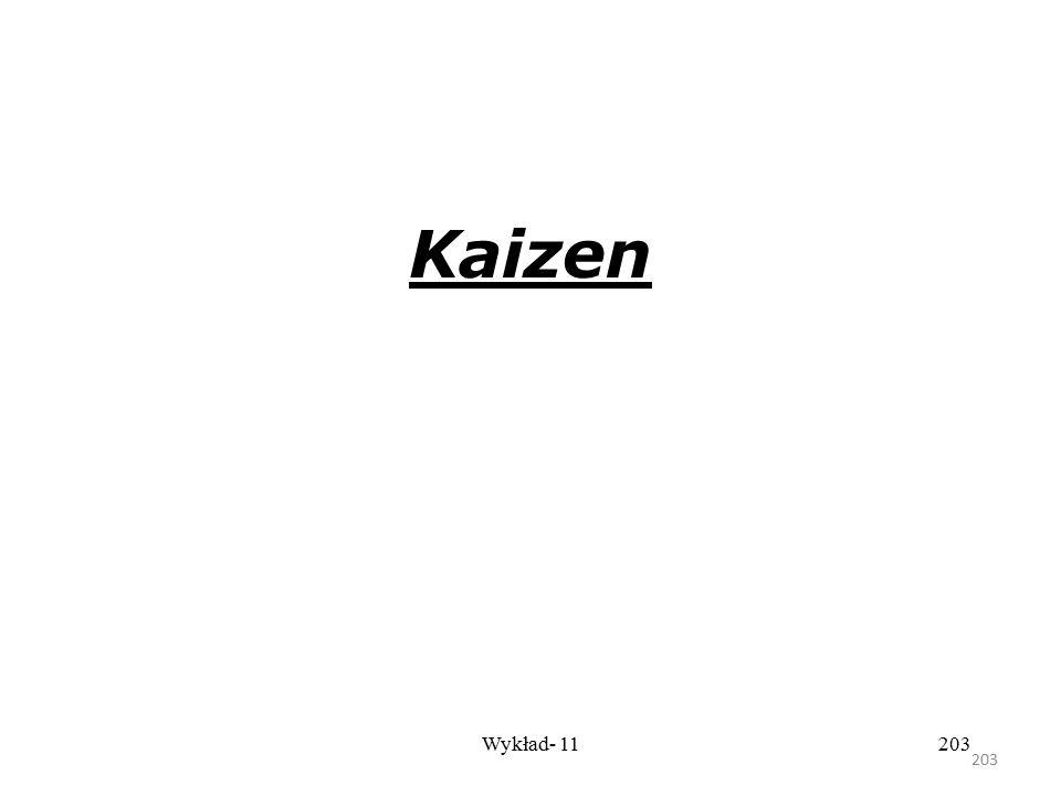 Kaizen Wykład- 11 203