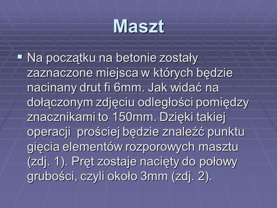 Maszt