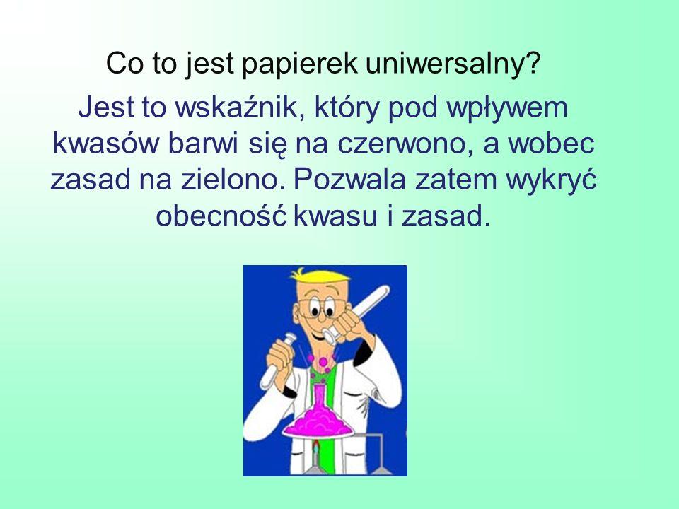 Co to jest papierek uniwersalny
