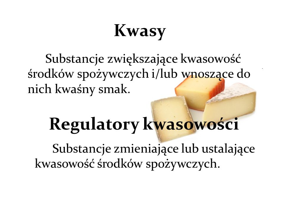Regulatory kwasowości