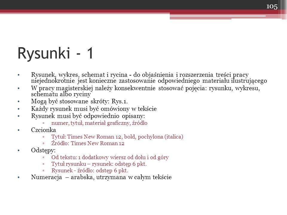Rysunki - 1