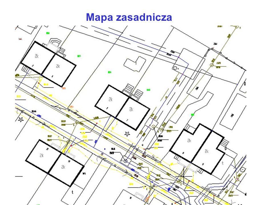 Mapa zasadnicza