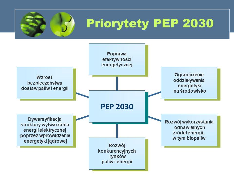 Priorytety PEP 2030
