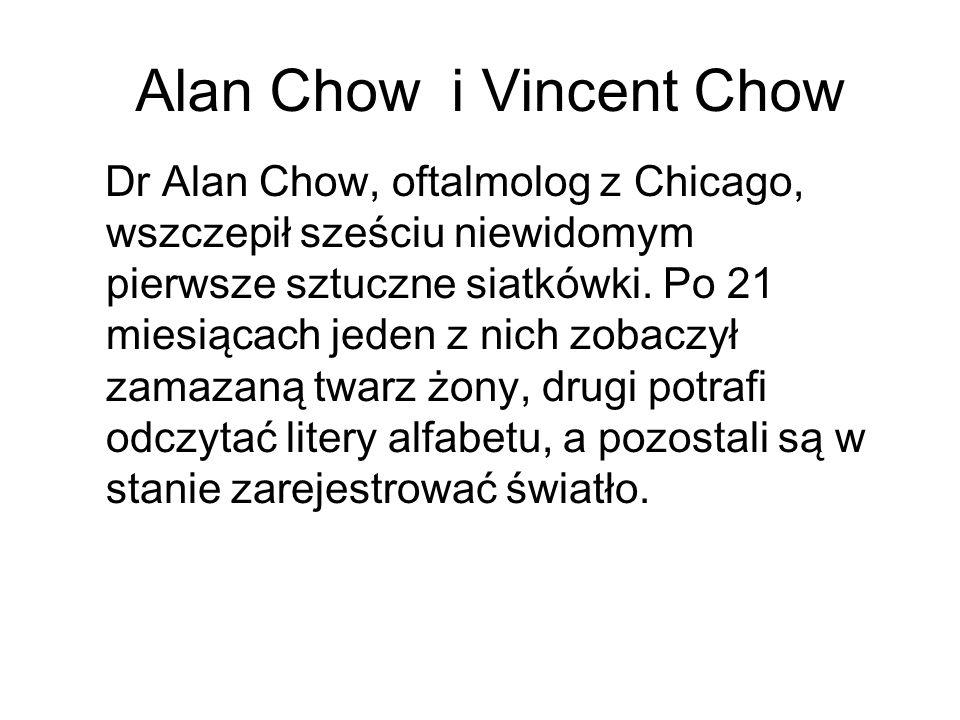 Alan Chow i Vincent Chow