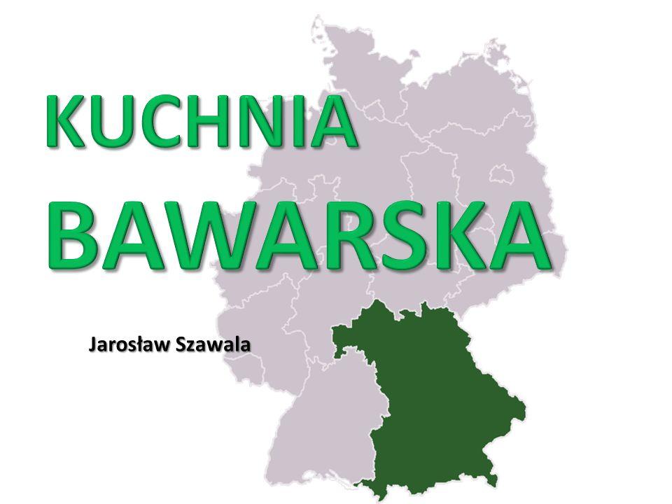 KUCHNIA BAWARSKA Jarosław Szawala