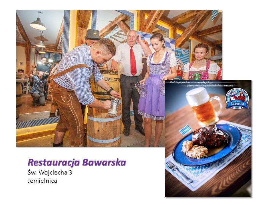 Restauracja Bawarska Św. Wojciecha 3