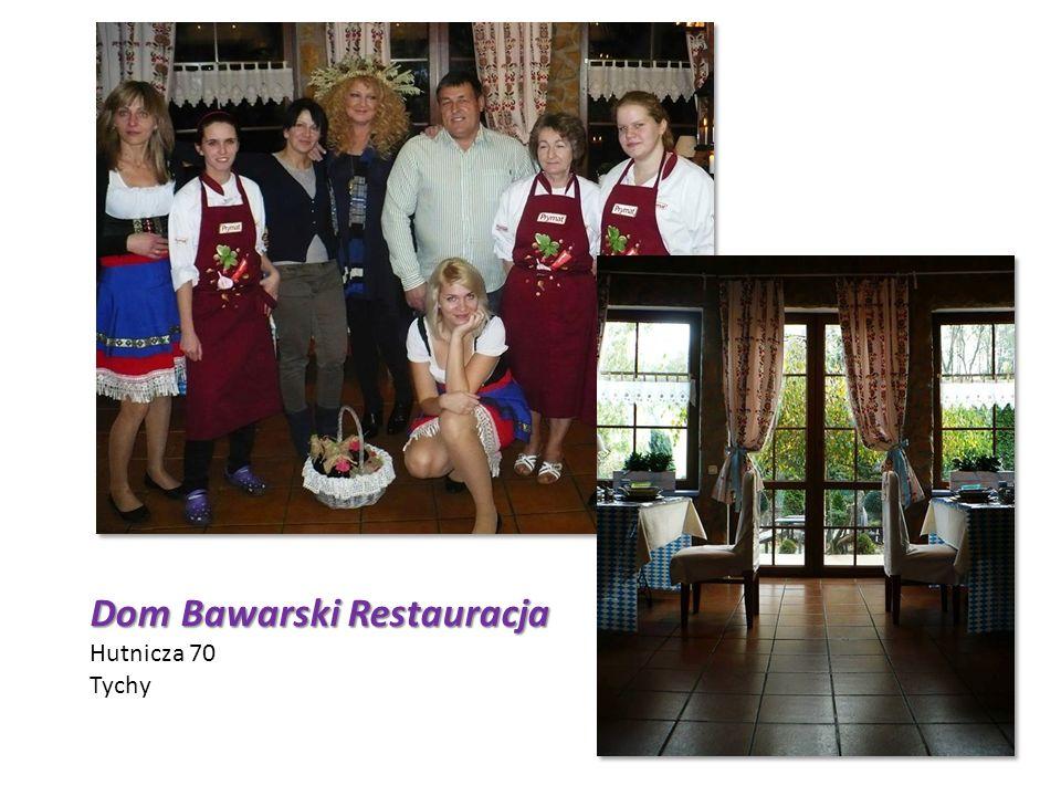 Dom Bawarski Restauracja