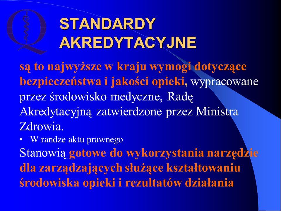 Standardy akredytacyjne