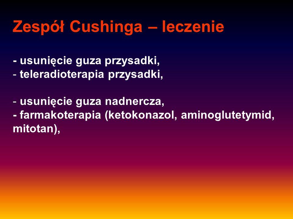 Zespół Cushinga – leczenie