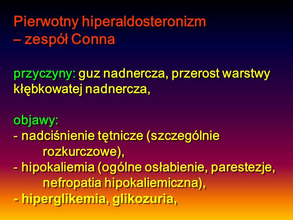Pierwotny hiperaldosteronizm