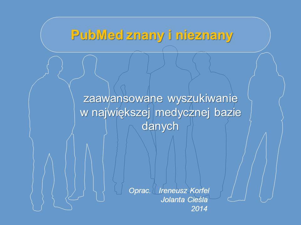 PubMed znany i nieznany