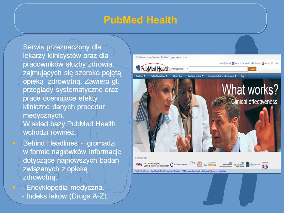 PubMed Health