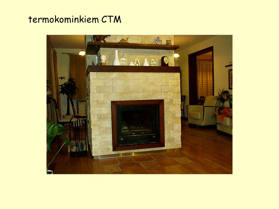 termokominkiem CTM