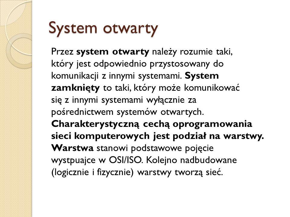 System otwarty